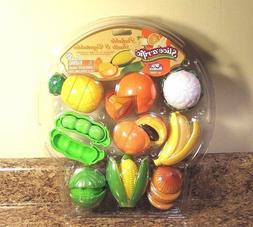 Peelable Fruits and Vegetables