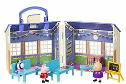 Peppa Pig School Playset For Kids Toddlers Play Pretend 3 Fi