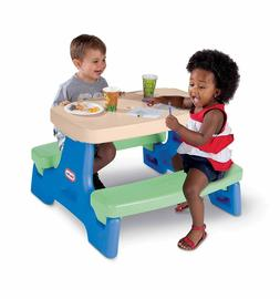 Picnic Play Table for Juniors Little Tike Play Set Fun Assem