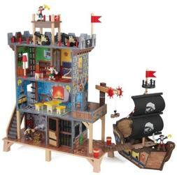 Kidkraft Pirates Cove Play Set 19 Accessories Imaginative Ki
