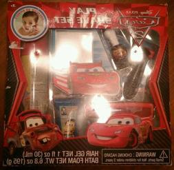 Disney PIXAR Cars 2 Play Shave Set - Hair Gel, Bath Foam, Ra