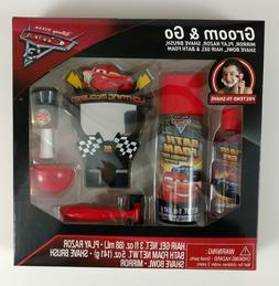 Disney Pixar Cars 3 Groom & Go Play Set For Kids Berry Fast