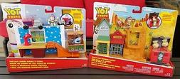 Disney Pixar Toy Story Western Adventure & Andy's Room Minis