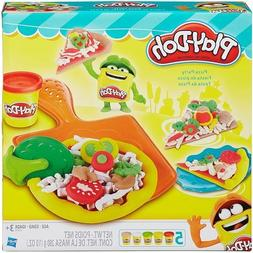 Play-Doh Pizza Party Set, Masterpiece To Your Friends And Fa