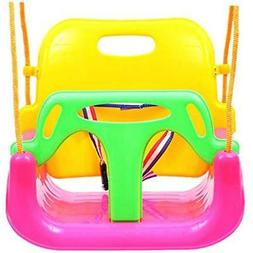 Play & Swing Sets 3 1 Seat, Toddler Infants To Teens High Ba