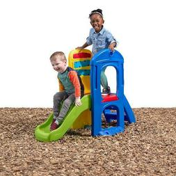 Step2 Play Ball Fun Climber Playground Blue for Toddlers