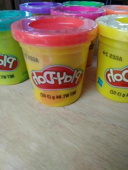 Play-Doh , 3 oz tub, various colors Play Doh dough