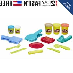 Play Doh Breakfast Time Set Small Playset Playdough Factory
