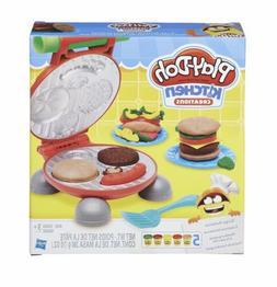 Play-Doh Burger Barbecue Playset