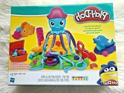 Play-Doh Cranky the Octopus Play Set Hasbro New in Box