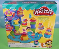 Hasbro Play Doh Cupcake Celebration Playset Toy Playdough NE