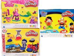 Disney Play Doh Dough Set Gift Princess / Mr. potato head /
