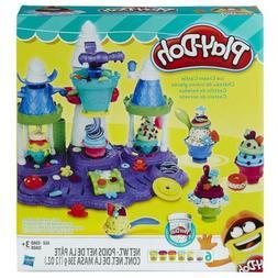 Play-Doh Ice Cream Castle Modeling Compound Hasbro 7E9Yzv1 7