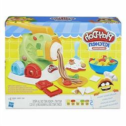 Play-Doh Kitchen Creations Noodle Makin Mania Food Set with