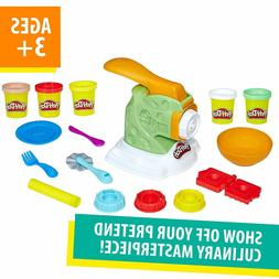 Play-Doh Kitchen Creations Noodle Makin' Mania Play Food Set