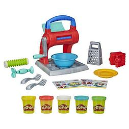 Play-Doh Kitchen Creations Noodle Party Playset with 5 Non-T
