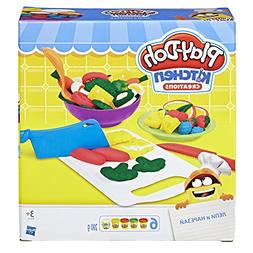 play doh kitchen creations shape