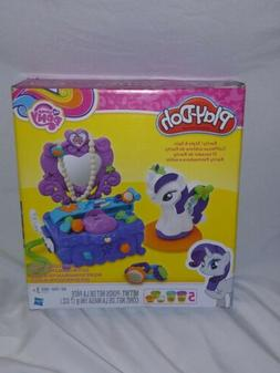 play doh my little pony playset