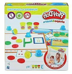 Play-Doh Shape & Learn Numbers Counting Art Multi Kids Toddl
