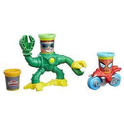 Play-Doh Spider Man Modeling Compound Playset Kids Children