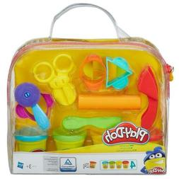 Play Doh Starter Set Interactived On The Go 4 Pack Hasbro HS