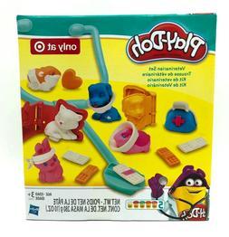 Hasbro Play-Doh Veterinarian Set New