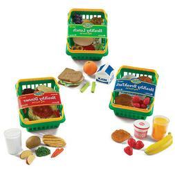 play set healthy foods set of 55