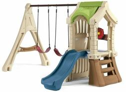 Step2 Play Up Gym Set Swing Set and Slide for Toddlers