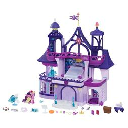 My Little Pony Playset For Girls Dollhouse Toy Magical Schoo