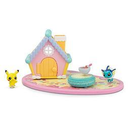 TOMY Pokémon Petite Pals Garden House Playset