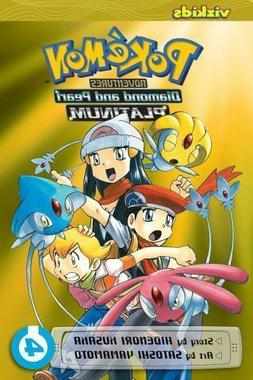 Pokemon Ser.: Pokémon Adventures: Diamond and Pearl/Platinu
