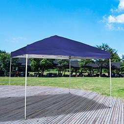 Homevibes 10' x 10' Pop up Canopy Tent Ez up Portable UV Coa