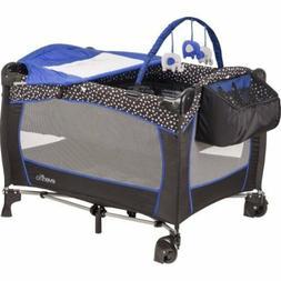 Evenflo Portable Babysuite Deluxe Playard Hayden Dot – 702