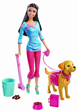 Barbie Potty Training Taffy Fashion Doll Pet Playset rare do
