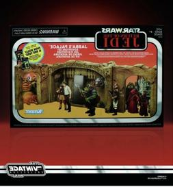 PRE SALE Star Wars The Vintage Collection JABBA'S PALACE A
