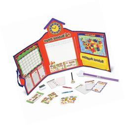 Learning Resources Pretend & Play School Set, 149 Pieces, Ag