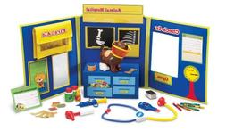Learning Resources Pretend & Play Animal Hospital, 20 Pieces