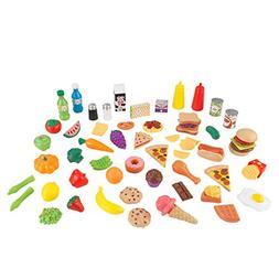 KidKraft 65-pc Play Food Set