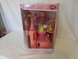 Disney Princess Deluxe Castle Playset Cinderella Belle Ariel
