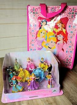 princess figure play set with reusable gift