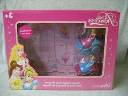 Disney Store Exclusive Princess Royal Sleigh Ride Playset 9