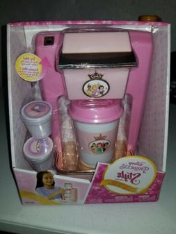 Disney Princess Style Collection Play Gourmet Coffee Maker 4