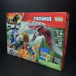 LEGO Juniors/4+ Jurassic World Pteranodon Escape 10756 Build