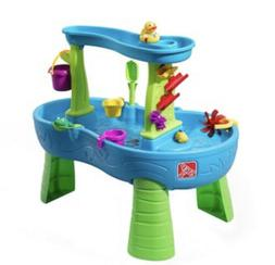 Step2 Rain Showers Splash Pond Water Table With 13pc Accesso