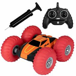Remote Control Race Car for Boys and Girls, 360 Degree Flips