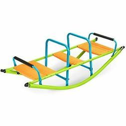 Kids Seesaw Teeter Totter For Boy Girl Toddler Indoor Outdoo
