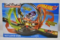 Hot Wheels Roto Revolution™ Track Set