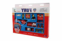 Daron Worldwide Trading RT8760 FDNY 14 Piece Playset