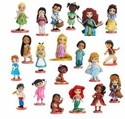 Disney's Animators' Collection Mega Figure Set- 20 pieces wi