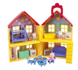 Peppa Pig's Deluxe House Playset Best Gift Toy For Kids